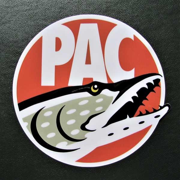 PAC Window Badge